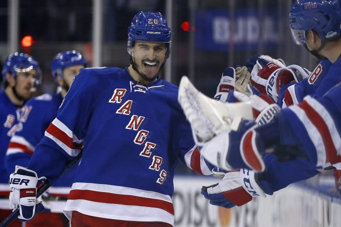 New York Rangers Fans: Time to Stop Expecting Stardom for Chris Kreider