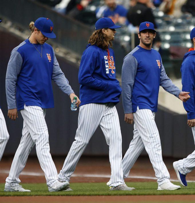 New York Mets: Midseason Starting Rotation Report Cards