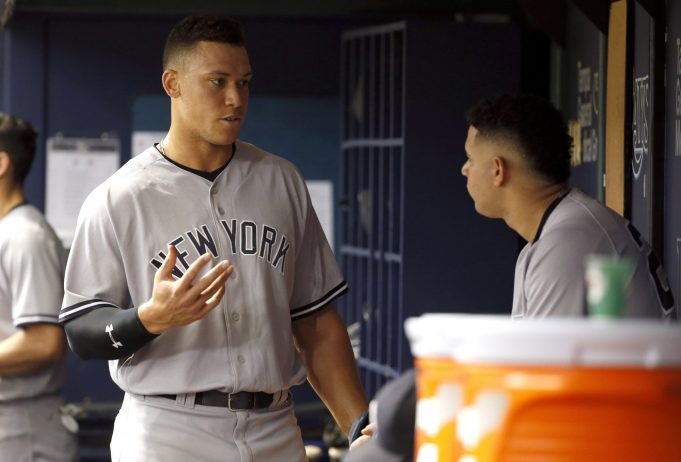New York Yankees: Judge, Sanchez Guaranteed To Win Style Points For HR Derby