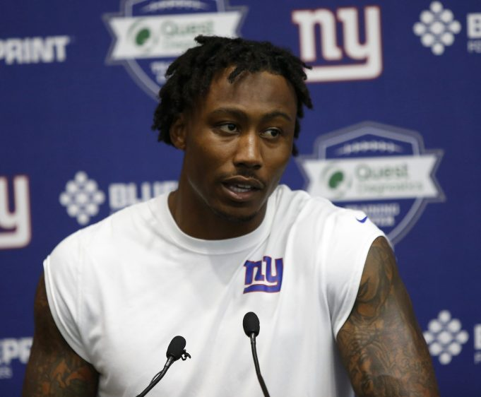 Brandon Marshall Walks Out Of Interview When Asked About Race