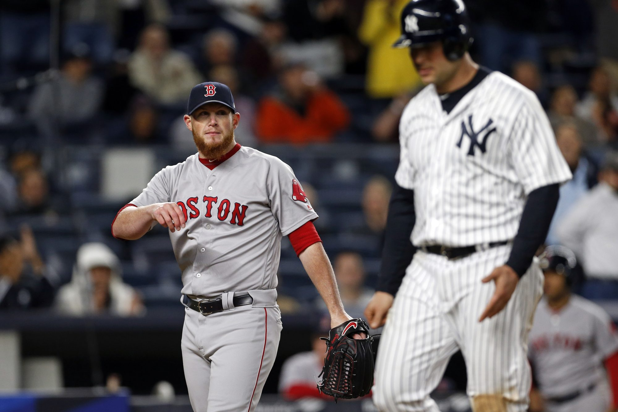 99a63b9c2e72 Top 4 New York Yankees-Boston Red Sox Brawls (Highlights)