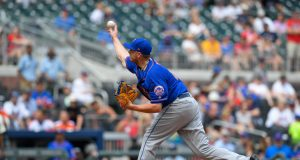 Addison Reed and Jerry Blevins in La La Land Makes Too Much Sense 1