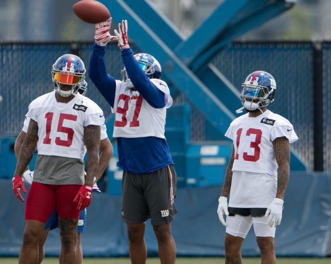 6 Things To Watch For At New York Giants Training Camp 1