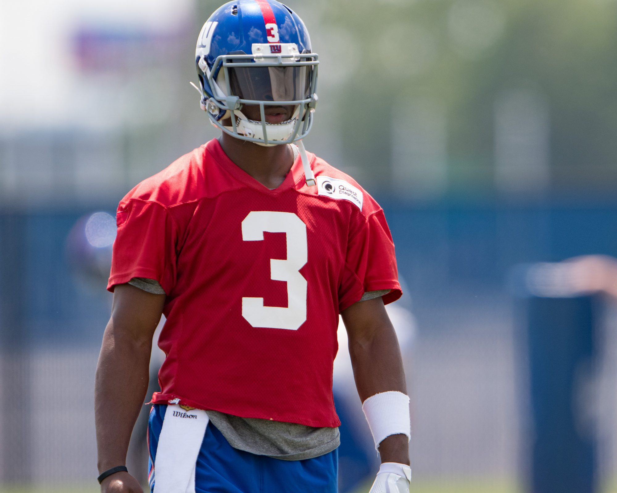 New York Giants: Geno Smith Has His Work Cut Out For Him To Make the Team 1