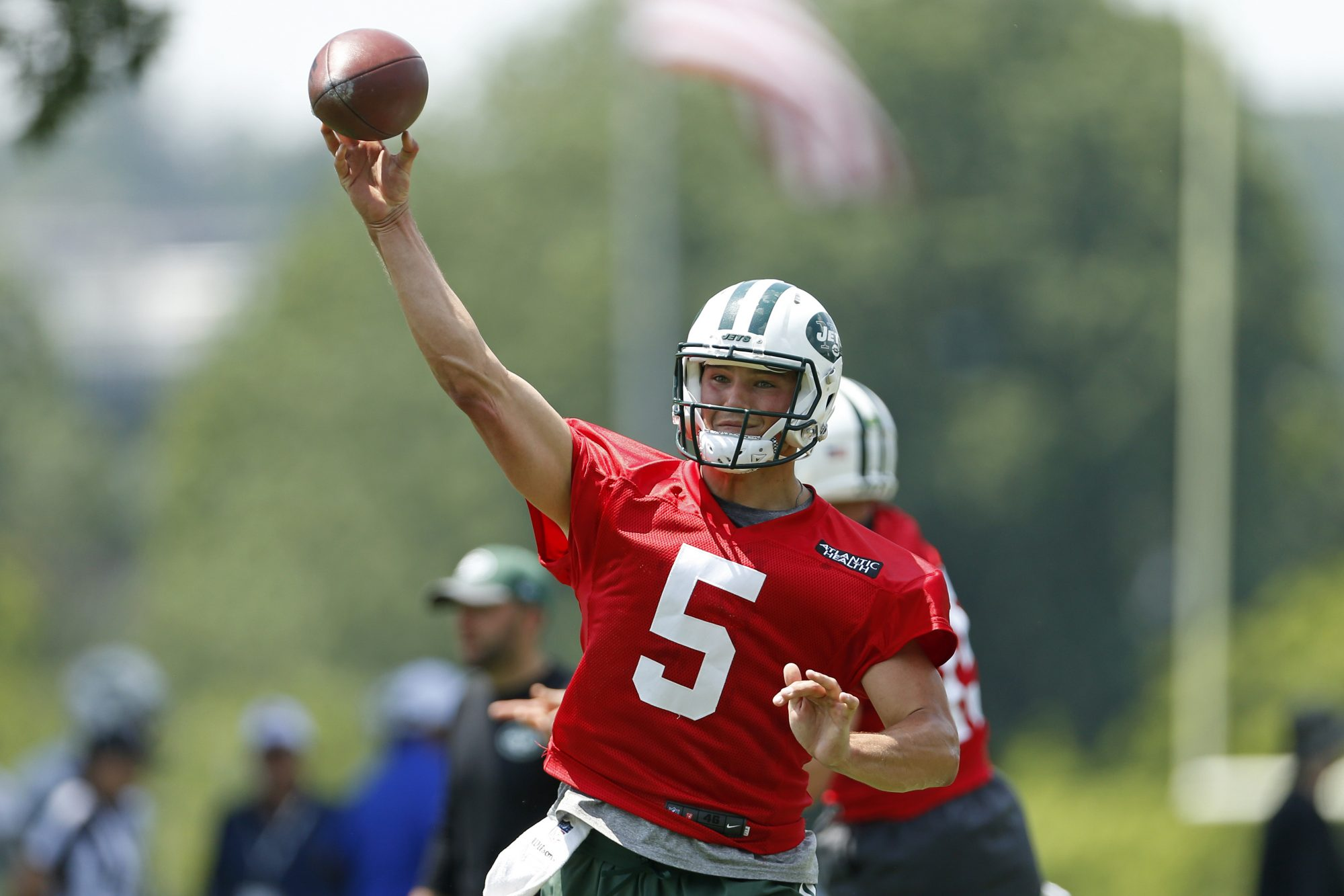 New York Jets: Overwhelming Number of Training Camp Questions Equal 'Promise'