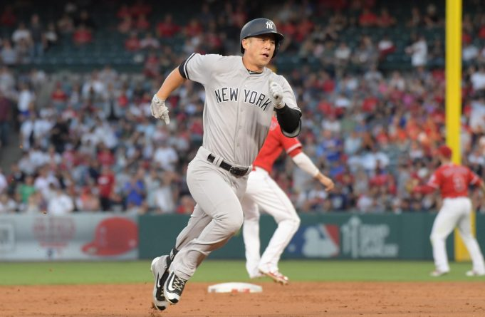 New York Yankees: Rob Refsnyder Traded To Toronto
