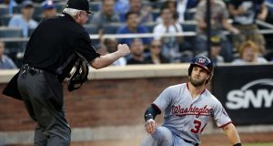Bryce Harper Says New York Mets Fans Say Things That Warrant a Punch in the Mouth