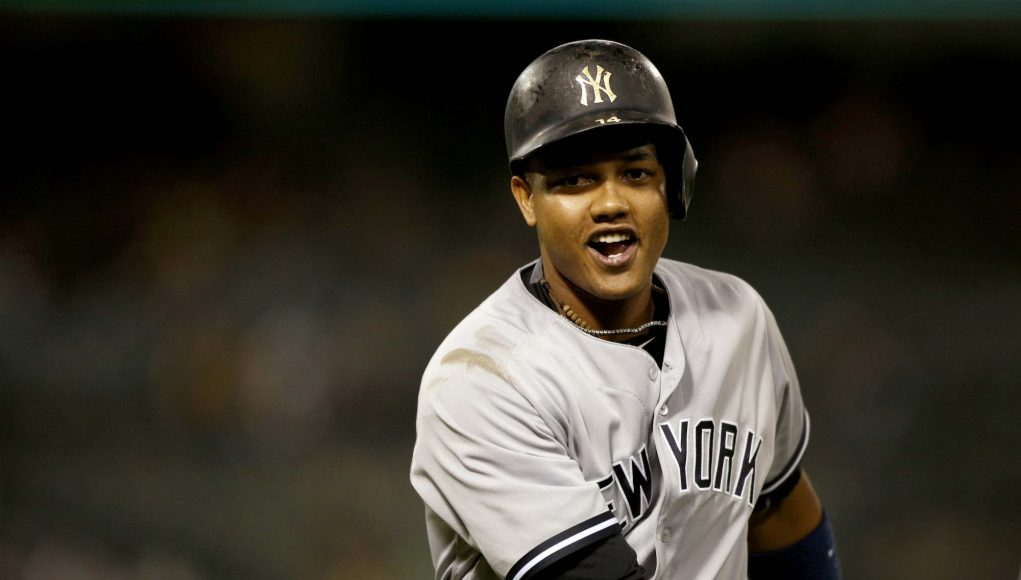 The New York Yankees Can't Compete Until Starlin Castro is 100% Healthy