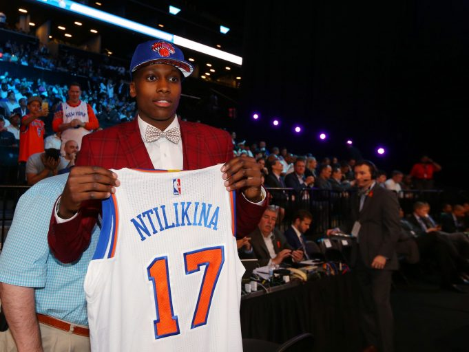 Knicks Are Running Out Of Reasons To Not Start Frank Ntilikina