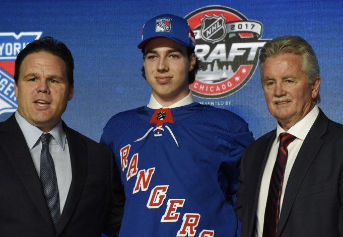 New York Rangers Blueshirt Beat, 7/25/17: Filip Chytil and Cristoval Nieves Make News