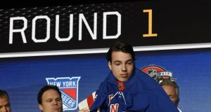 New York Rangers Blueshirt Beat, 7/15/17: Filip Chytil Inked 3