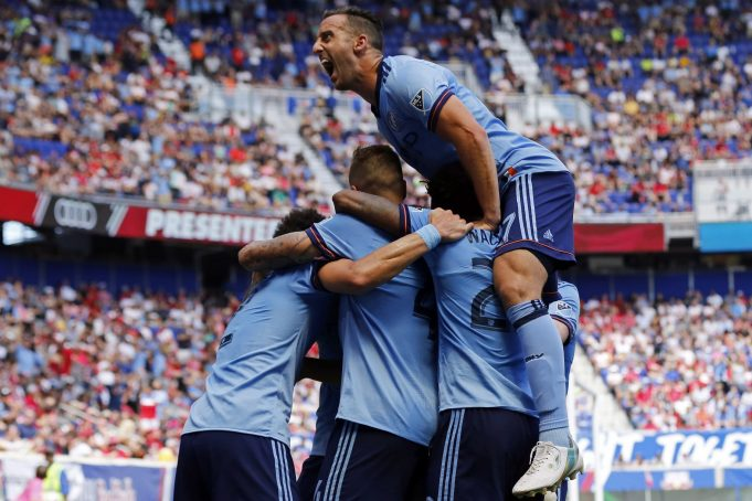 New York City FC Face Crucial Month of MLS Action