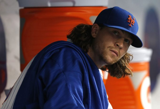 Jacob deGrom Should Have Been an All-Star