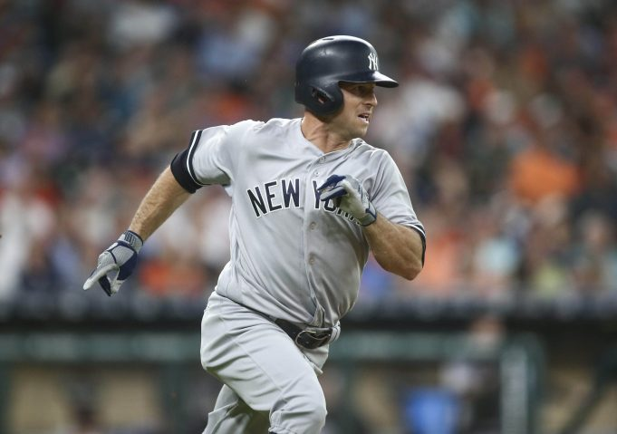 New York Yankees: With Frazier Up, The Pressure Is On Brett Gardner