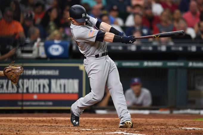 The New York Yankees Sending Down Clint Frazier Is the Correct Decision 1