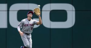 New York Mets Outfielder Brandon Nimmo Lands on DL with Punctured Lung