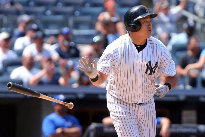 New York Yankees: Ji-Man Choi's Debut Was A Delightful Sight
