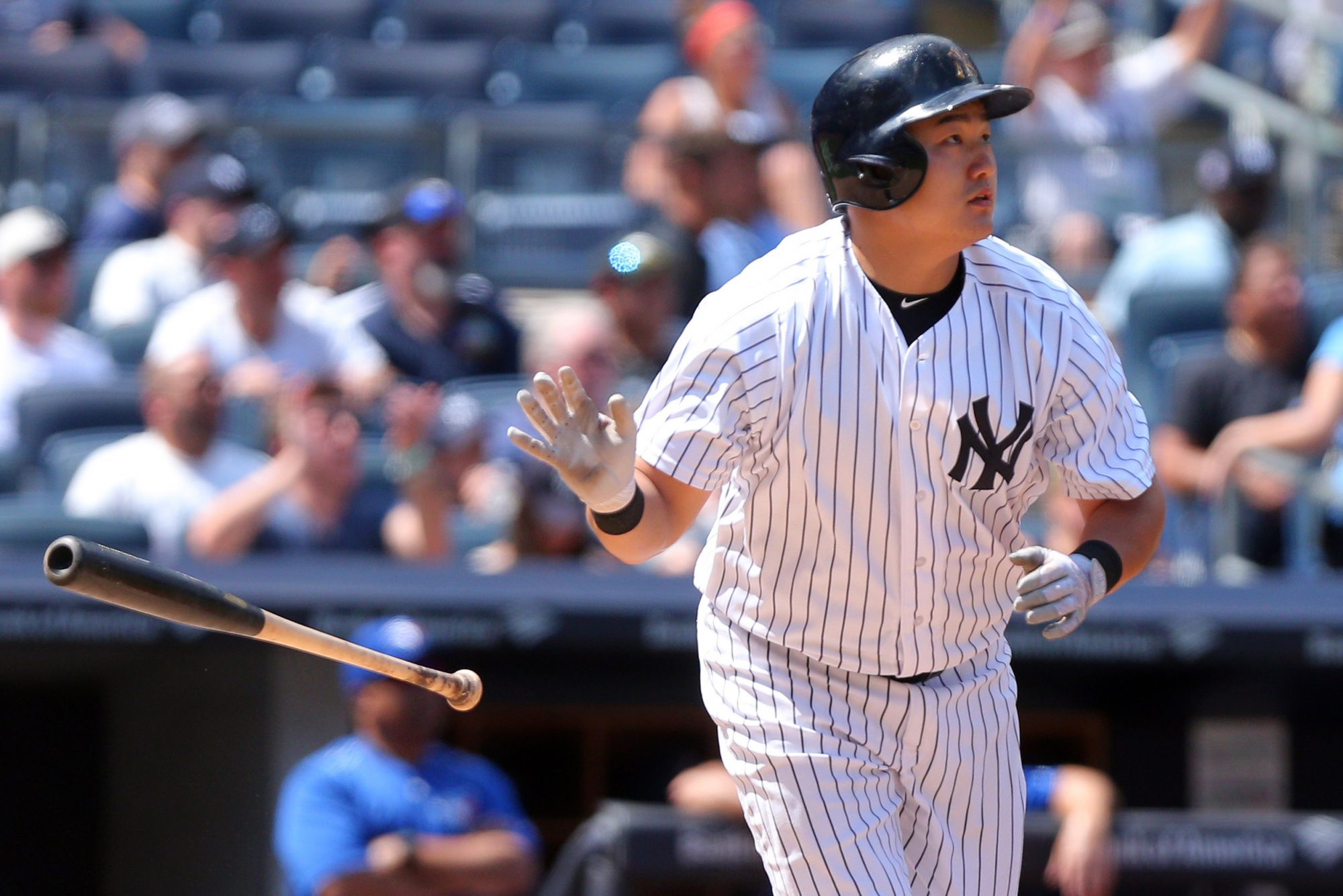 New York Yankees: Ji-Man Choi's Debut Was A Delightful Sight