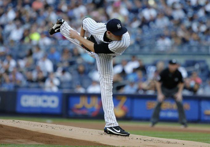 New York Yankees Option Jordan Montgomery, Luis Cessa To Triple-A