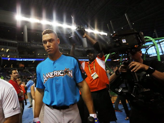 New York Yankees: Aaron Judge Is the Face of Baseball