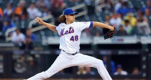 New York Mets: What Would it Take For Houston to Pry Jacob deGrom Loose? 1