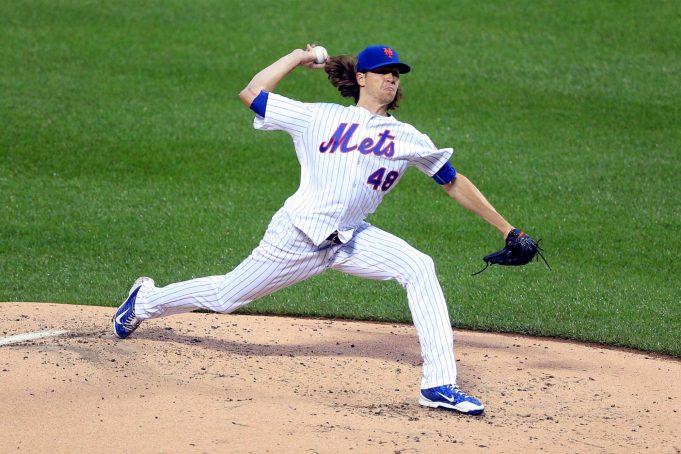 Jacob deGrom Dazzles, New York Mets Bats Come Alive in 14-2 Win Over Colorado (Highlights)