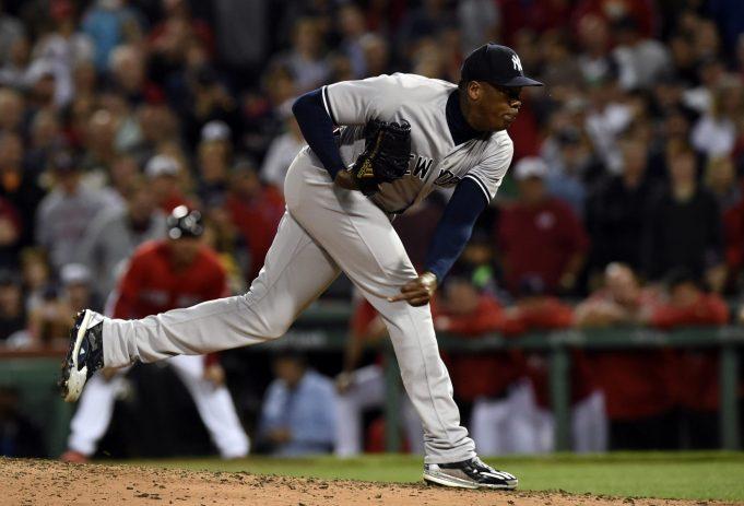 New York Yankees Season Slipping At Hands Of Bullpen