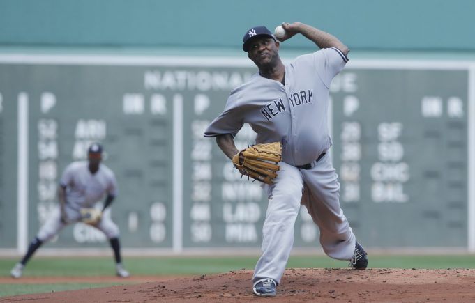 New York Yankees' CC Sabathia Sizzles In 3-0 Victory Over Boston Red Sox (Highlights)