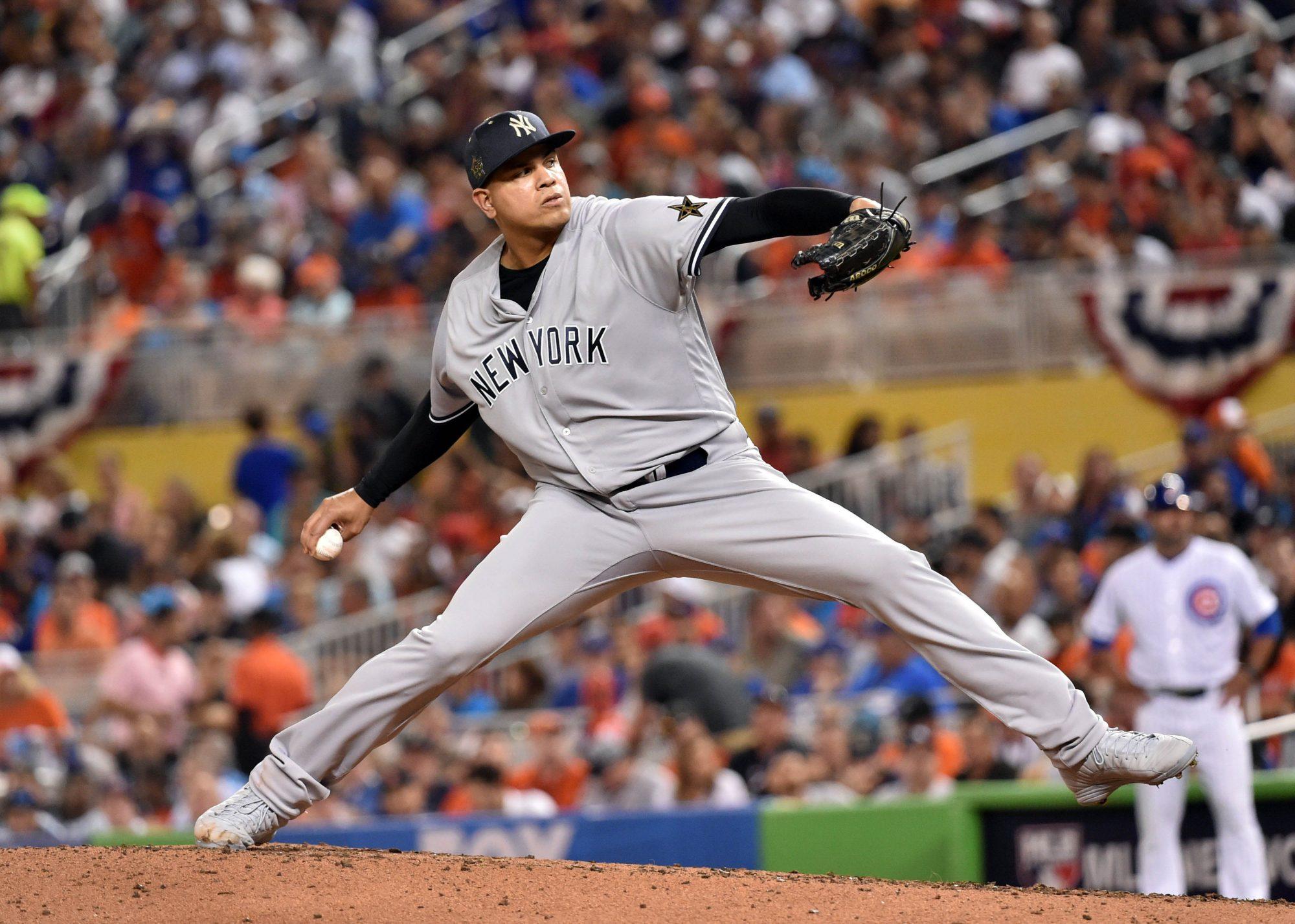 New York Yankees: Cashman Clarifies The Availability Of Dellin Betances