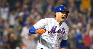 Wilmer Flores Walk-Off HR Provides Hot New York Mets 4th Straight Victory (Highlights) 2