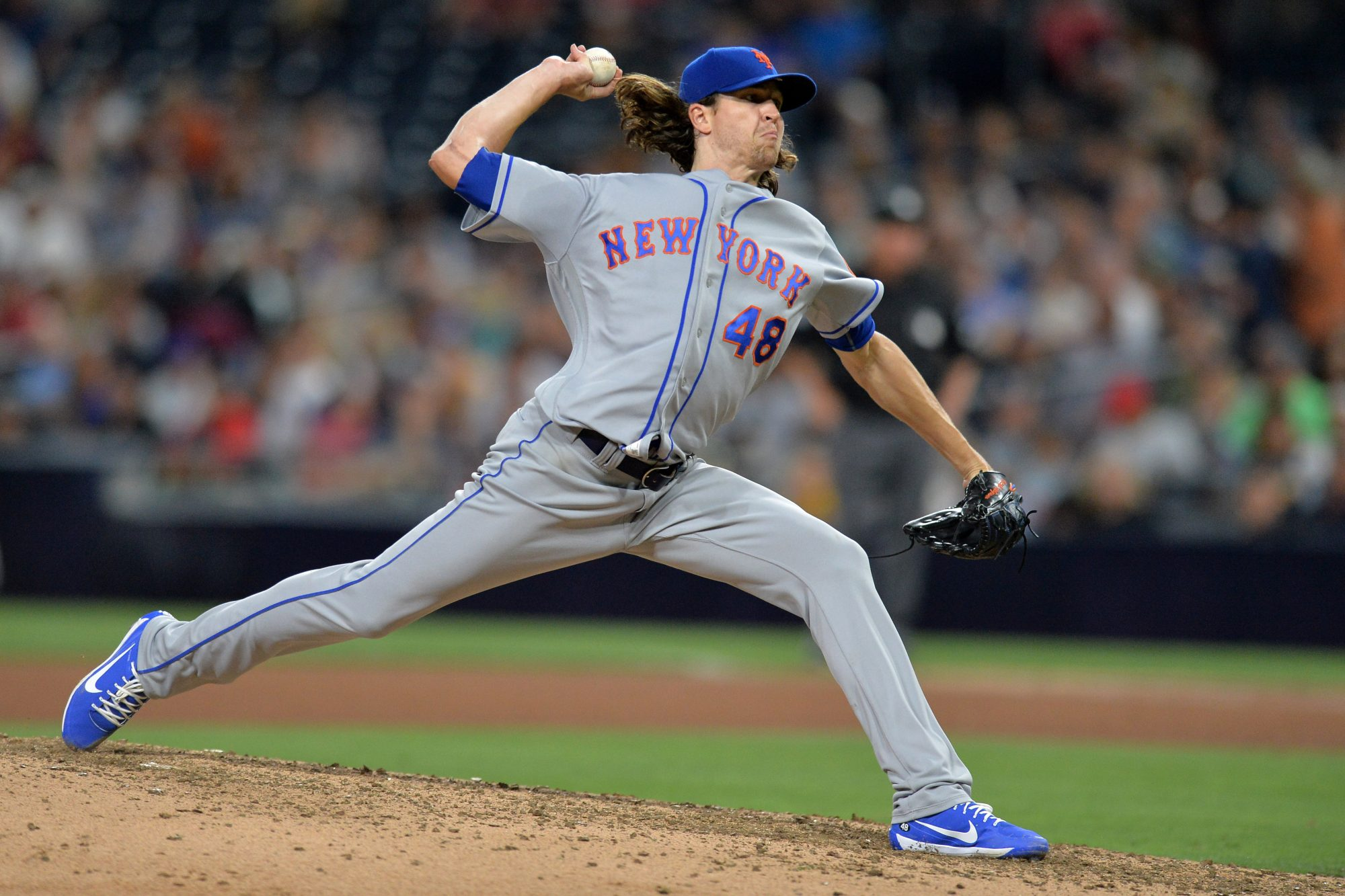 New York Mets: Jacob deGrom Leads Mets to 5-3 Victory over San Diego