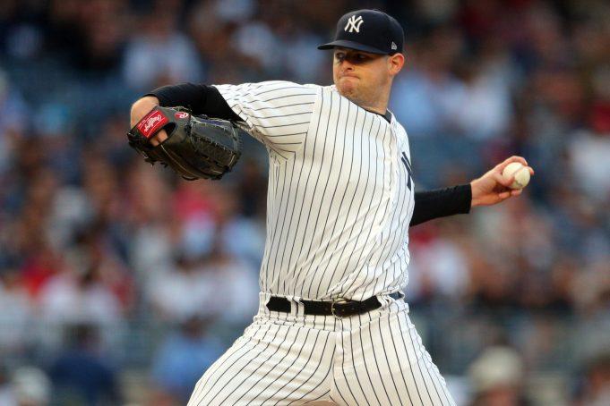 New York Yankees Ride Stellar Start By Jordan Montgomery To 4-2 Win