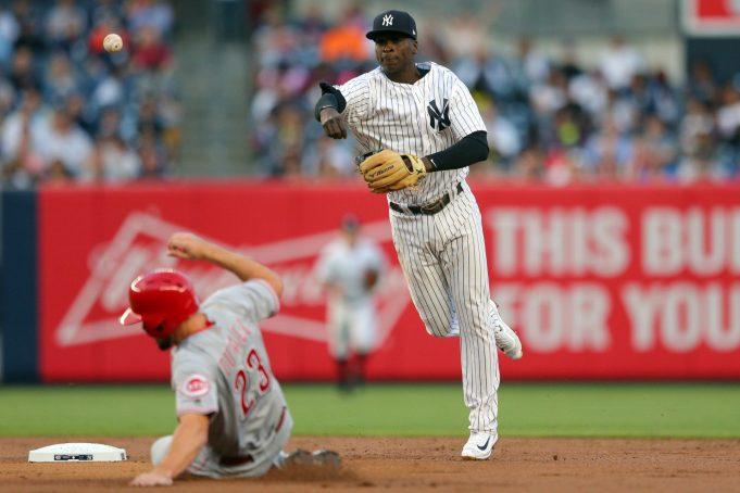 New York Yankees: Didi Gregorius Is Far Outshining Jeter On Defense