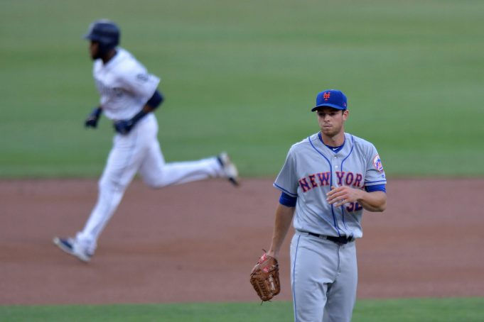 New York Mets Fall to San Diego Padres 6-3, Matz Continues To Struggle