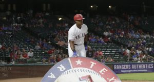 Adrian Beltre Moves the On-Deck Circle, Gets Ejected Immediately (Video)
