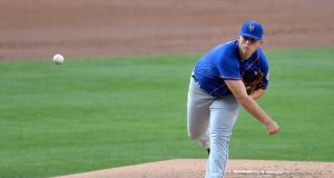 New York Mets Lose 7-5 in San Diego, Chris Flexen Has Rocky Debut 2