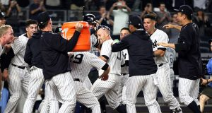 New York Yankees' Brett Gardner Continues Remarkable Clutch Gene With Walk-Off Against Rays (Highlights) 1