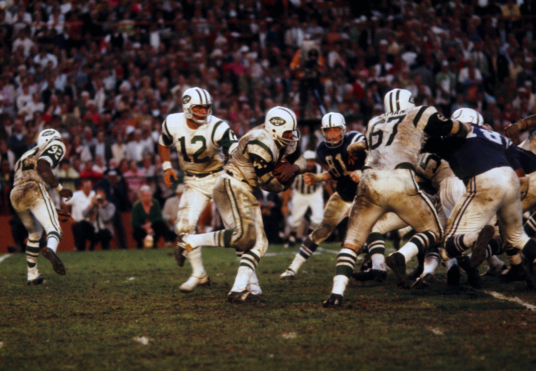 c54fc3a4d5b New York Jets All-Time Ultimate 53-Man Roster: Joe Namath, Joe ...