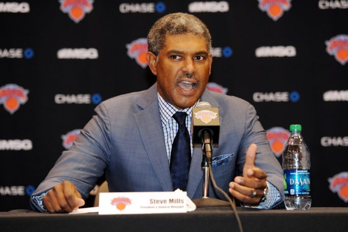 Scott Perry is Perfect for the New York Knicks; But Will They Let Him Do His Job?