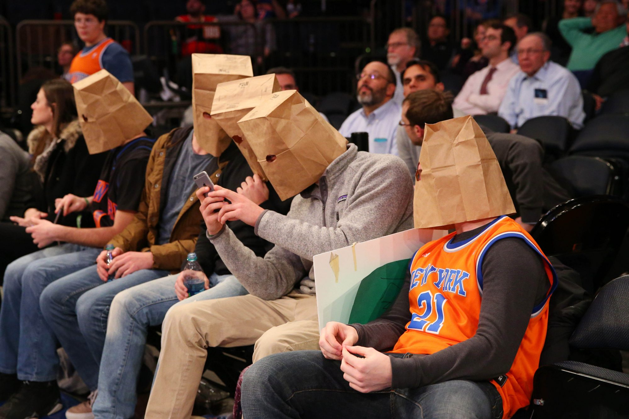 When Will the New York Knicks Give Big Apple Sports Fans Something to Cheer About?