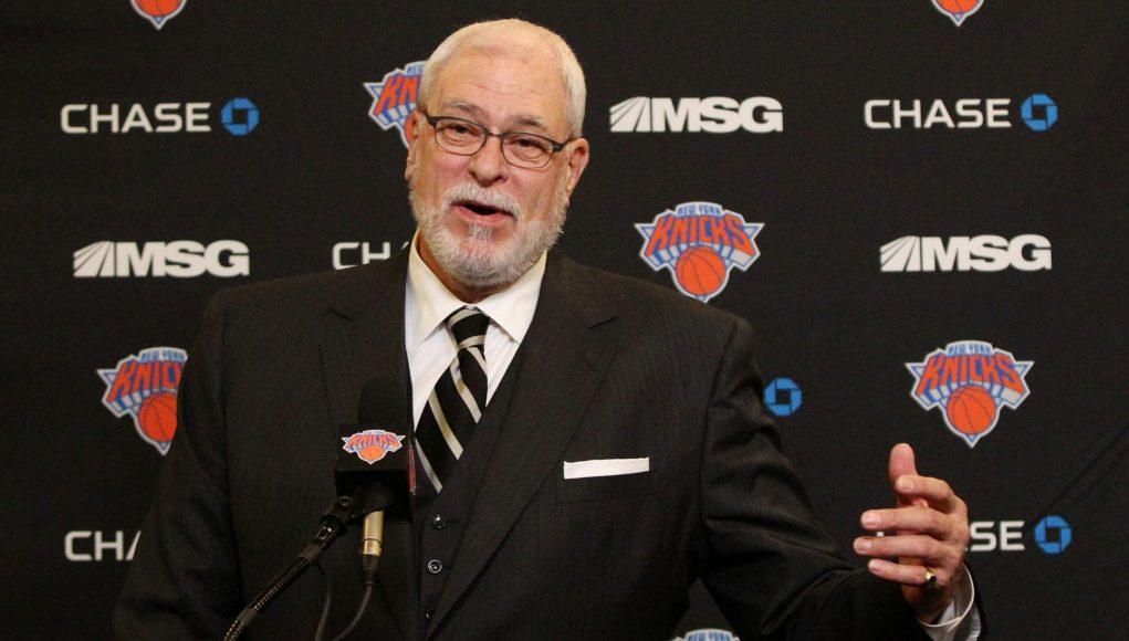 New York Knicks: Closing Arguments On the Phil Jackson Era 1