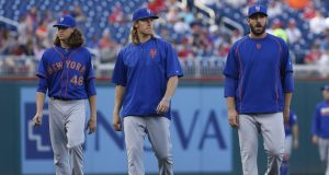 New York Mets Amazin' News, 7/18/17: Updates on Matt Harvey and Noah Syndergaard