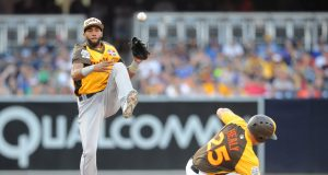 New York Mets' Amed Rosario Makes Baseball Prospectus Midseason Top 50 List