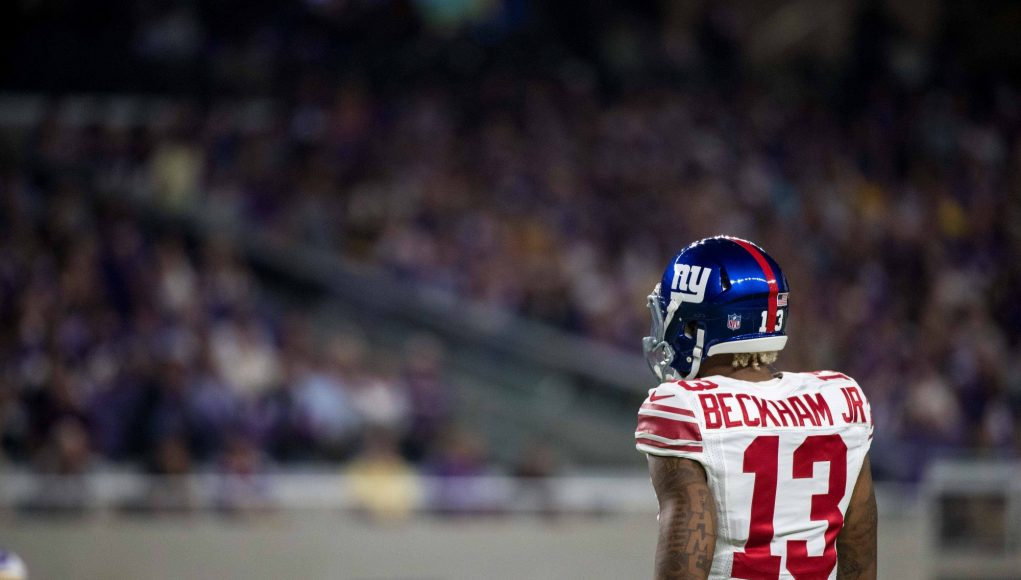 Asking Odell Beckham Jr. to Change His Attitude is Asking Him to Stop Caring