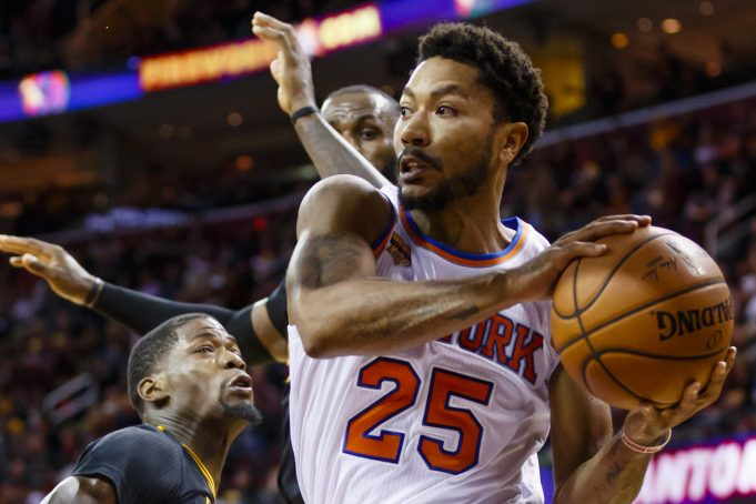 Derrick Rose Signs With the Cleveland Cavaliers (Report)