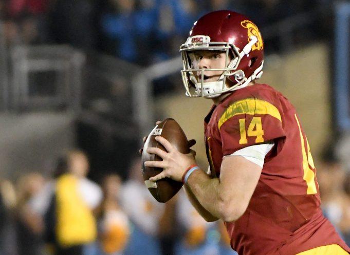 Sam Darnold, USC, College Football