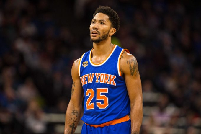 A Rose That Wilted in the Garden: Derrick's Free Agency Dissappoints 3