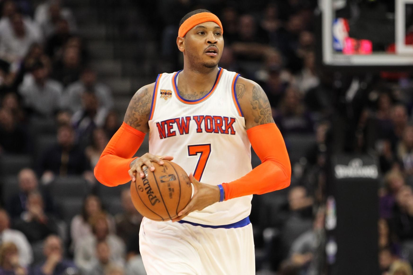 New York Knicks News Mix, 7/21/17: Carmelo Anthony's Kicker, Clyde on Phil