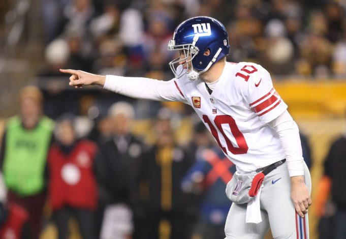 New York Giants: What To Expect From Eli Manning In 2017 1
