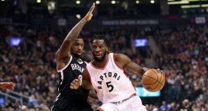Brooklyn Nets, Toronto Raptors Agree to Trade Involving DeMarre Carroll 3